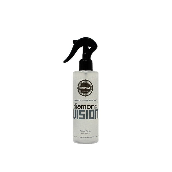Infinity Wax DIAMOND VISION Glass Sealant 250ml